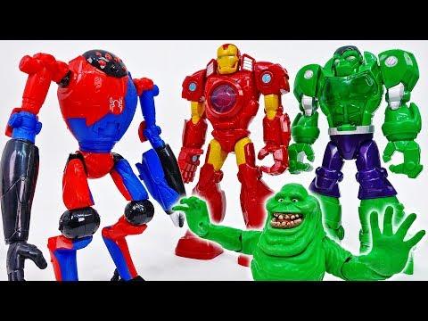 This Is Spider-Man Robot Suit~! - ToyMart TV