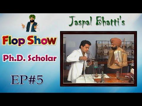 Jaspal Bhatti's Flop Show Ep 5