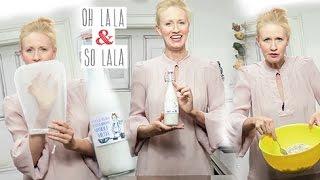 Mandelmilch selber machen * ganz leicht *  Laktosefrei leben * Die beste Qualität & Vitamin B12