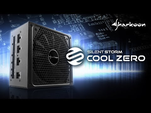 Sharkoon SilentStorm Cool Zero 750W