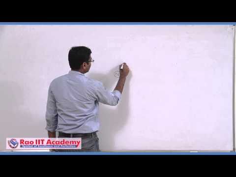 X Rays - IIT JEE Main and Advanced Physics Video Lecture [RAO IIT ACADEMY]