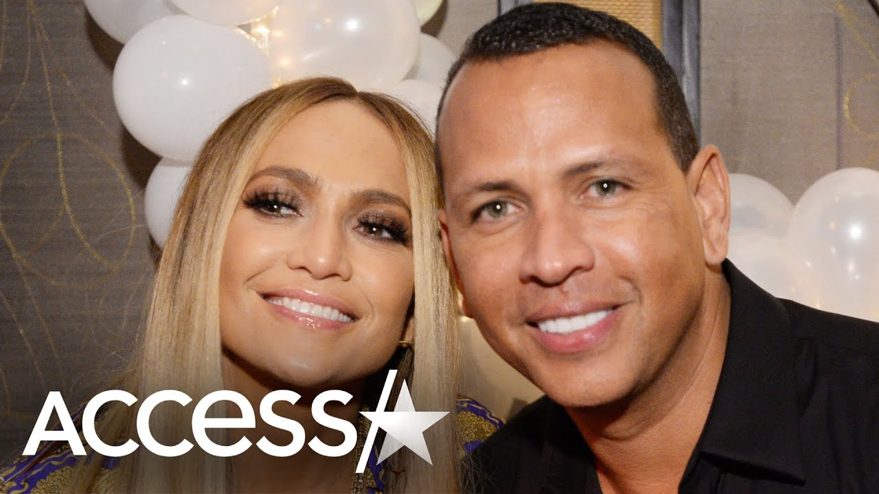 Jennifer Lopez Gushes Over Alex Rodriguez During Speech