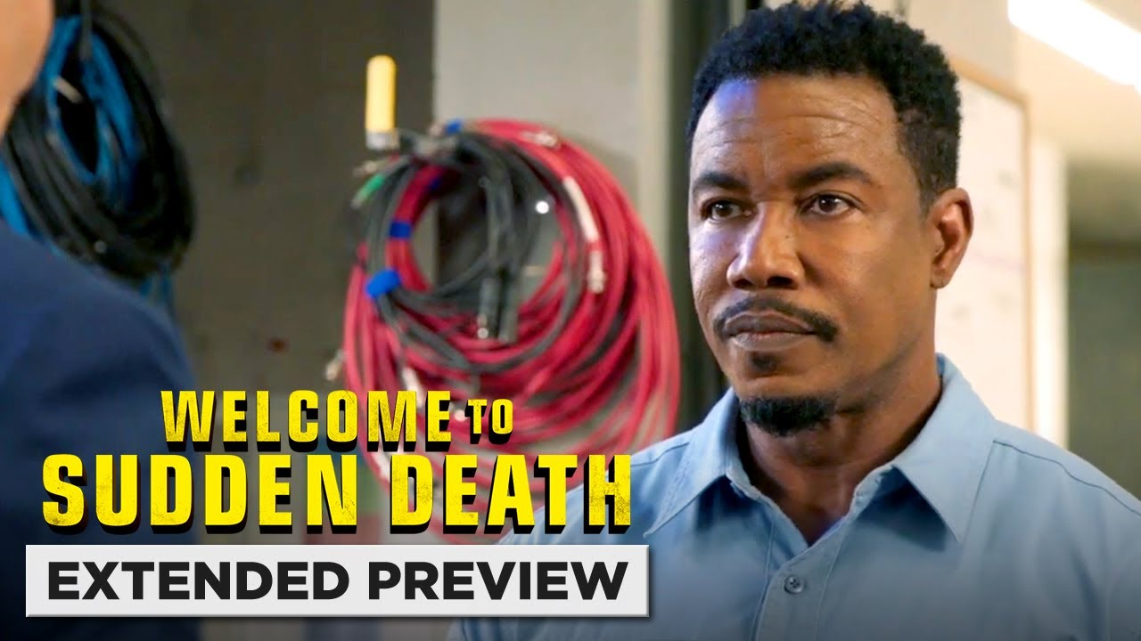 Watch Welcome To Sudden Death – Official Trailer - Fuil