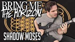 Bring Me The Horizon | Shadow Moses | GUITAR COVER (2020) + Screen Tabs видео