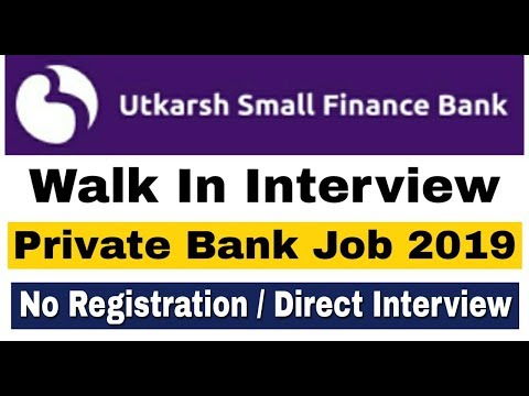 Private Bank Recruitment 2019 II Private Bank Job 2019 II How to Apply Online II Learn Technical