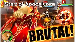 SUMMONERS WAR: Fire Lightning Emperor is BRUTAL! (Balegyr & Lightning Emperor Review)