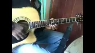 In Guitar Raghupati Raghav Rajaram BY Khagesh (Raipur)