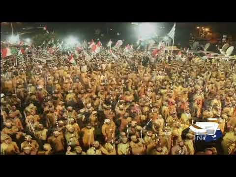 Azadi March Ki Taza Surat-e-Hal Par Geo News Ke Reporter Zarghoon Se Baat Cheet