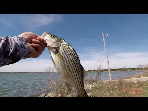 Ep.1 Solo Fishing Trip At Lake Ft. Cobb, Oklahoma