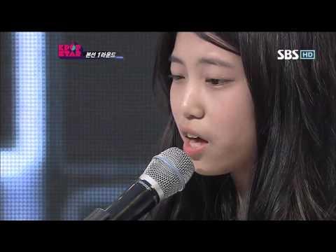 이주은 (Lee Jueun) [Say You Love Me] @KPOPSTAR Season 2