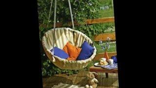 Гамак на даче Как сделать кресло-гамак своими руками(Гамак на даче-это любимое место для отдыха после работ на огороде.Сделать гамак не сложно. Чтобы сделать..., 2016-02-19T14:44:28.000Z)