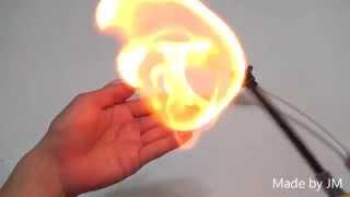 Methane Gas Bubble Experiment