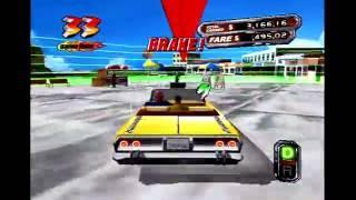 Crazy Taxi 3 - West Coast