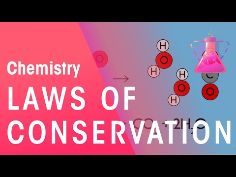 What Is The Law of Conservation of Mass   Chemistry for All   FuseSchool