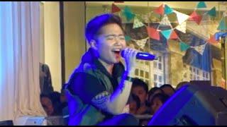 Charice - OPM Medley (Kung Ako Na Lang Sana/ Dahil Mahal Na Mahal Kita) | Abreeza Mall Davao