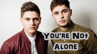 Baixar Eurovision 2016 United Kingdom Joe & Jake - You're Not Alone - LYRICS