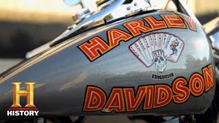Counting Cars: Danny Recreates a Famous Harley-Davidson Bike (Season 3)   History
