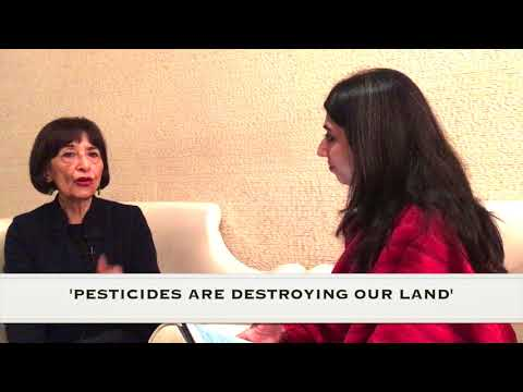 'We cannot allow this abomination,' Madhur Jaffrey on GM crops