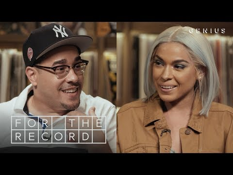 Princess Nokia Discusses The Success of '1992 Deluxe' A Year Later | For The Record