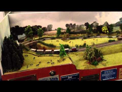 British Z Gauge, Nevermoor by Brian Yallop at St. Albans MRE