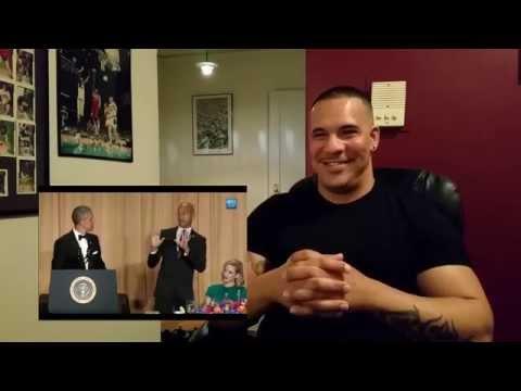 2015 White House Correspondent Dinner Reaction