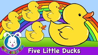 Five Little Ducks - Nursery Rhymes by MyVoxSongs
