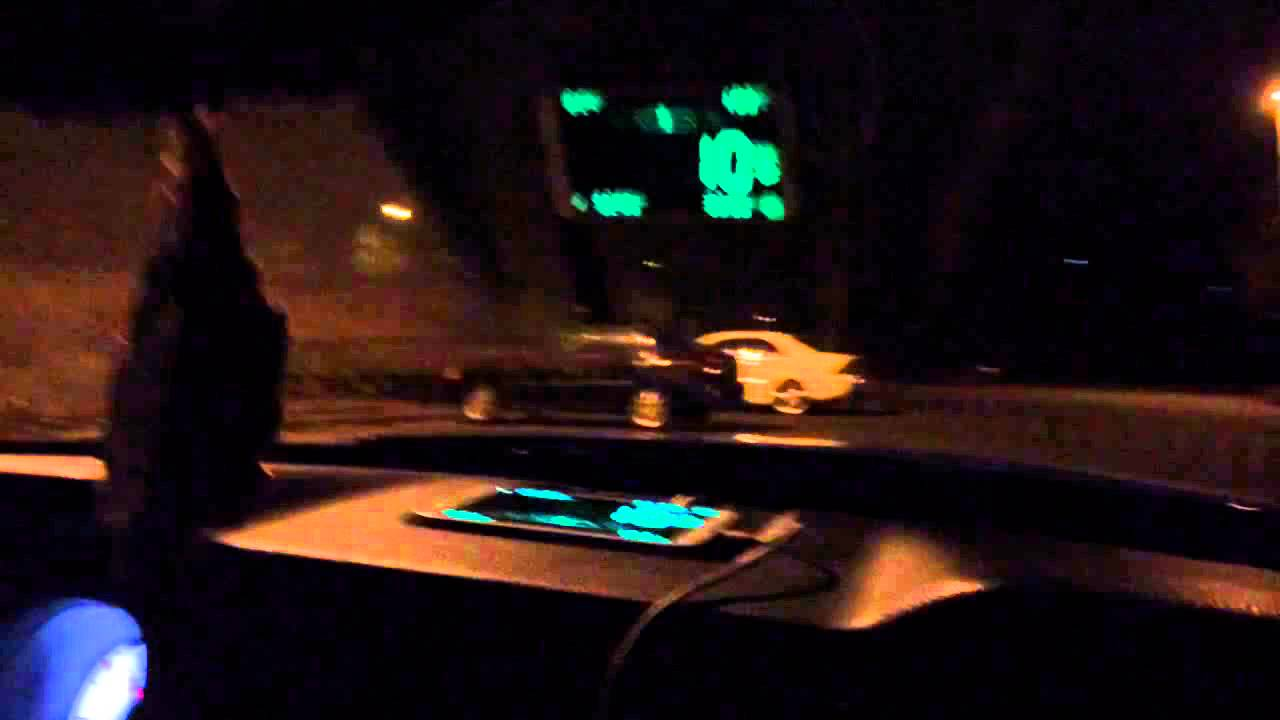 New App Car Heads Up Holographic Display Hud Youtube