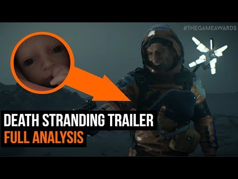 Death Stranding Trailer: Reaction, Analysis and Plot Theory