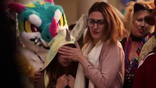 "Furries in Lucifer ""Boo Normal"" s03e25"