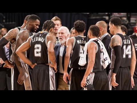 Top San Antonio Spurs Road Plays of the Season | 20th Season Straight Above .500 on the Road