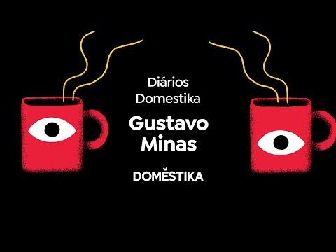 DIARIOS Domestika: Gustavo Minas | Vlog Lifestyle