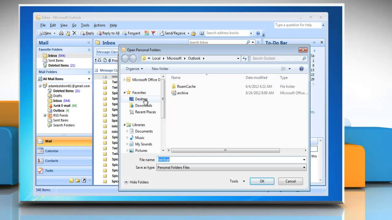 microsoft outlook 2007 windows 7 free download