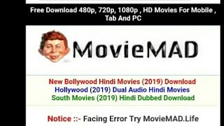 How to download movie from MovieMad.com