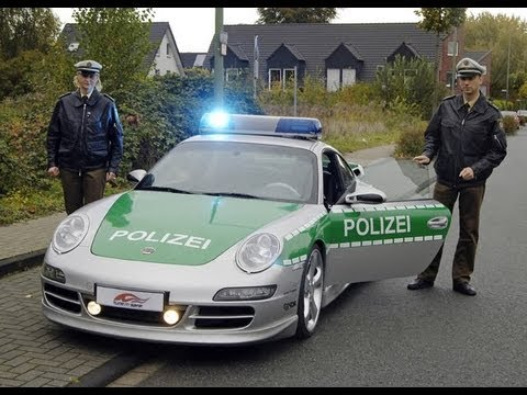 German Police Fired 85 Bullets All Year, US Police Use 90 on 1 Person