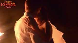 Фаер шоу, ExTra, свадьба Кирилла и Розы