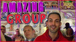 🎰 HUGE Cleopatra 2 GROUP PULL💰 ✦ $20-$40/ Spin ✦ Cosmopolitan Las Vegas