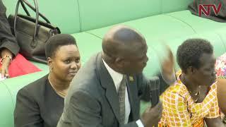 Speaker Kadaga suspends parliamentary sittings