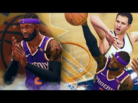 NBA LIVE 19 NEW GAMEPLAY HAS TO HAVE HARDER DIFFICULTY! THIS IS TOO EASY! NBA Live 18 The One Career