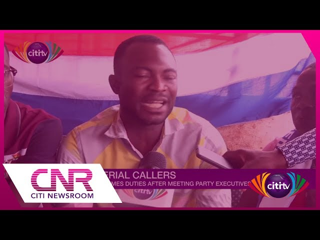 NPP serial callers resume duties after talks with party leadership