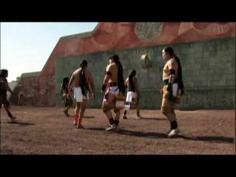Video Nike Juego de pelota / Mayan Ball Game