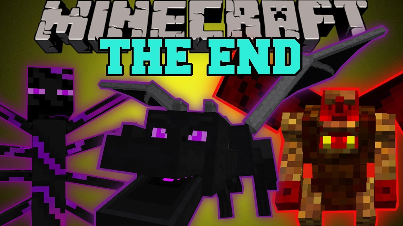 Minecraft the end mod hardcore bosses dungeons epic items minecraft the end mod hardcore bosses dungeons epic items mod showcase youtube sciox Gallery