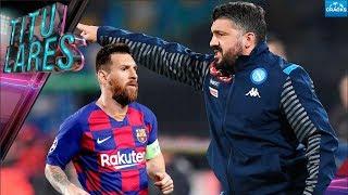 "GATTUSO es muy 'fan' de MESSI | Quieren BLINDAR a AUBAMEYANG | ""No volveré a Dortmund"""