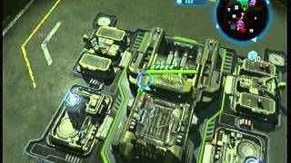 Halo Wars Strat #1 The Fastest Tank rush in Halo Wars