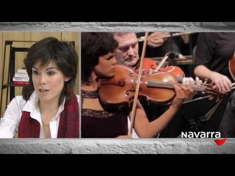 Entrevista a la violista navarra Isabel Villanueva