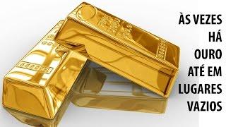 Às vezes há ouro até em lugares vazios - Zôhar Diário - Mishpatim - 24/02/2017