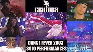 """Bboy Crumbs on tv show """"Dance Fever"""" 2003"""