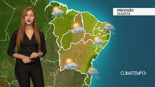 Previsão Nordeste - Instabilidade continua