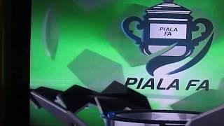 PAHANG MARA KE SEPARUH AKHIR PIALA FA 2017 : PAHANG 1-2 JDT (4-3)