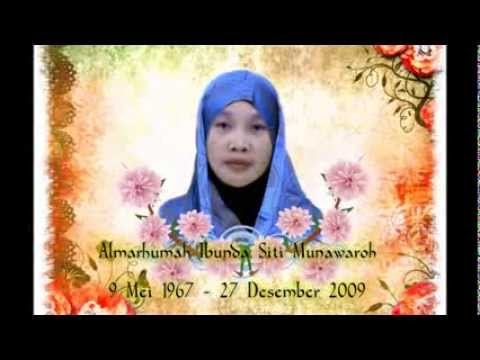 Selamat tinggal ibu