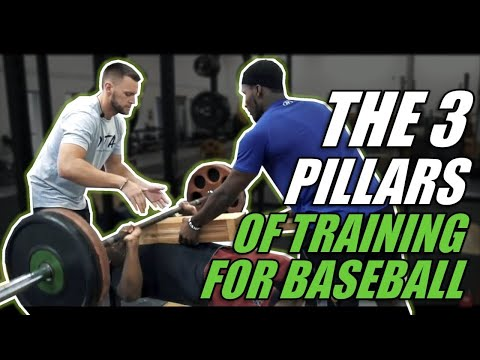 3 Pillars Of A SUCCESSFUL Off-Season Baseball Training Program [STRUCTURE, STRENGTH, SPEED]